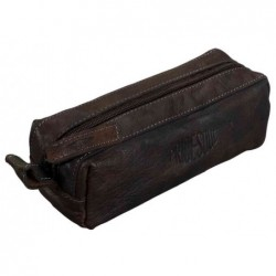 ALASSIO Trousse Pride And Soul (L)190 x (T)60 x (H)70 Cuir Anthracite