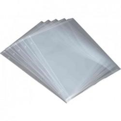ALASSIO pochettes de rechange pour porte documents,format A4 en PP