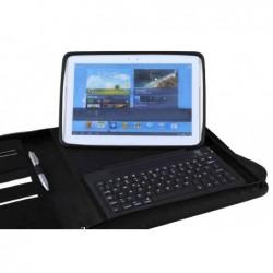 "ALASSIO organizer pour iPad ""LOMBARDO"", clavier bluetooth"