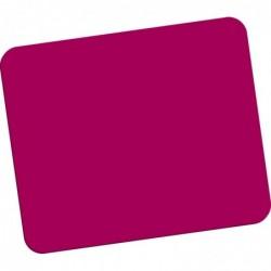 FELLOWES tapis de souris standard, en polyester, rouge