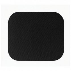 FELLOWES Tapis de souris standard polyester 229x190x5 mm Noir