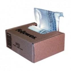 FELLOWES sac poubelle pour destructeur de documents, 148 l