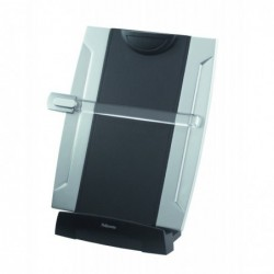 FELLOWES Porte-copies OFFICE SUITES avec Memo-Board Noir Argent
