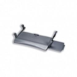 FELLOWES Tiroir pour clavier avec tablette souris, graphite