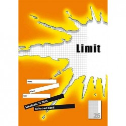 """LANDRÉ cahier """"LIMIT""""..."""