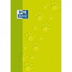OXFORD Bloc à dessin PATTES Junior format A4 100 feuilles 90g Unies