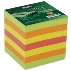 LANDRÉ Bloc cube 90 x 90 mm 800  feuilles détachées multicolore