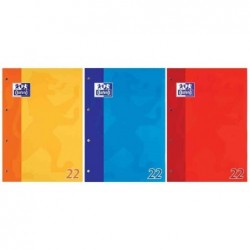 OXFORD Cahier scolaire, A4,...