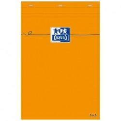OXFORD Bloc-notes ORANGE 85...