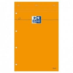 OXFORD Bloc Note Orange 210...