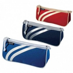 HERLITZ Trousse Sport polyester (L)220 x (H)88 x (P)105 mm Coloris aléatoire