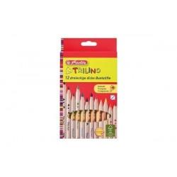HERLITZ crayons de couleur...