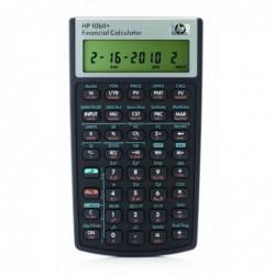 HP Calculatrice financière HP 10bII+ 12 Chiffres à Pile