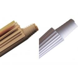 NOBO Lot de 50 Feuilles de papier brun Modération 118x140cm