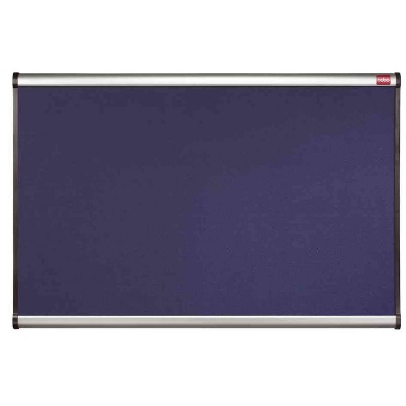 NOBO Tableau Prestige en maille losange 1200x900mm Bleu