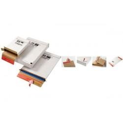 COLOMPAC Carton d'expédition paquet de courrier, pour lettre,20pcs (CP 065.55)