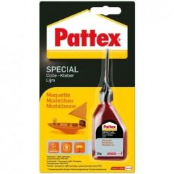PATTEX Flacon 30g Colle spéciale Maquette en plastique avec micro-doseur