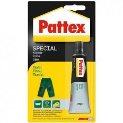 PATTEX Tube 20g Colle Spécial Textile