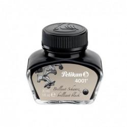 PELIKAN Flacon verre 30 ml Encre 4001 Noir Brillant