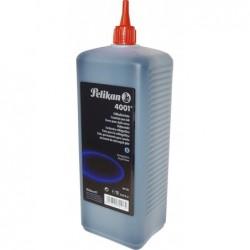 PELIKAN Bouteille plastique Encre 4001 1000 ml Bleu Royal