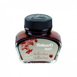 PELIKAN Flacon 30 ml en Verre Encre 4001 Brilliant Marron