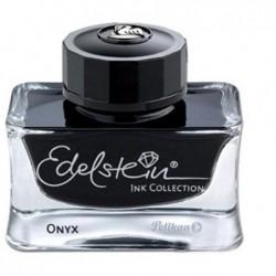 """PELIKAN Encre """"Edelstein Ink Onyx"""" dans un flacon, 50 ml Noir"""