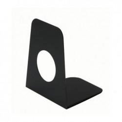 MAUL Serre-livres en plastique 9 x 10,5 x 12 cm Noir par 1