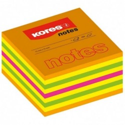 KORES Bloc note cube 450 f...