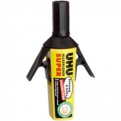 UHU Colle universelle SUPER Strong & Safe Dispenser, 3 g