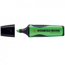 "STABILO Surligneur ""BOSS EXECUTIVE"", vert"