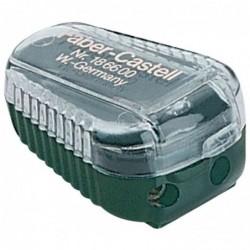FABER-CASTELL Taille crayon TK pour crayon graphite mine 2 et 3,15 mm