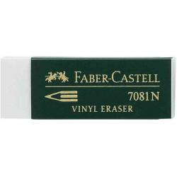 FABER-CASTELL Gomme en plastique 7081 N