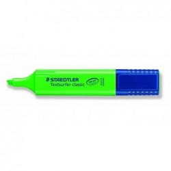 """STAEDTLER Surligneur """"Textsurfer Classic"""" Pte Biseau 1 - 5 mm Vert"""