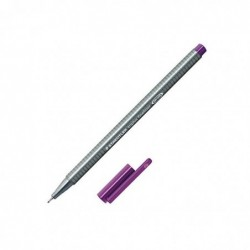 STAEDTLER Stylo feutre fineliner TRIPLUS Pointe fine 0,3mm Violet