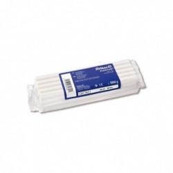 PELIKAN Pâte à modeler de qualité Plastilin, 1 kg, blanc