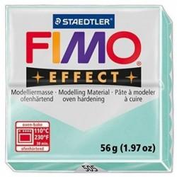 FIMO Pâte à modeler à cuire EFFECT Menthe Pastel 56 g