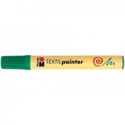 """MARABU Marqueur """"Textil Painter"""" Tracé 1-2 mm Vert clair"""
