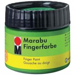 MARABU Flacon 100 ml Gouache au doigt Jaune