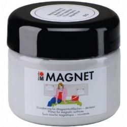 MARABU peinture magnétique Flacon de 225 ml Grise