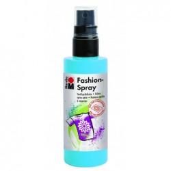 "MARABU Spray Peinture Textile  ""Fashion-Spray"" 100 ml Bleu ciel"