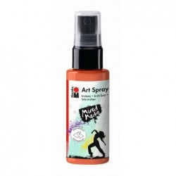 "MARABU Spray Peinture acrylique ""Art Spray"" 50 ml Orange rougeâtre"