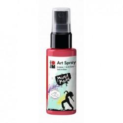 "MARABU Spray Peinture acrylique ""Art Spray"" 50 ml Rouge cerise"