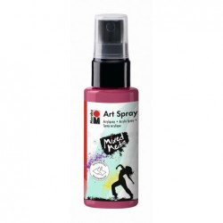 "MARABU Spray Peinture acrylique ""Art Spray"" 50 ml Bordeaux"