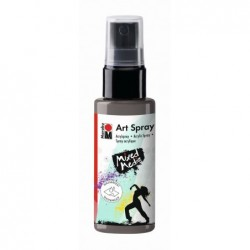"MARABU Spray Peinture acrylique ""Art Spray"" 50 ml Gris"