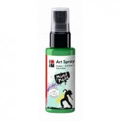 "MARABU Spray Peinture acrylique ""Art Spray"" 50 ml Vert pomme"