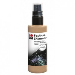 "MARABU Peinture ""Fashion Shimmer"" Or 100ml"