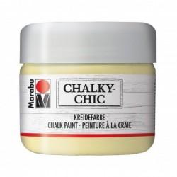 "MARABU Peinture à la craie ""Chalky-Chic"" 225 ml Jaune"