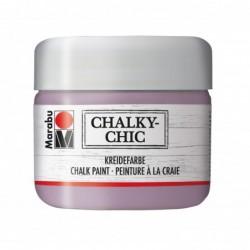"""MARABU Peinture à la craie """"Chalky-Chic"""", 225 ml Violet antique"""