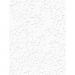 "HEYDA 20 x carton de bricolage ""Firenze"", A4, 2200 g/m2, blanc"