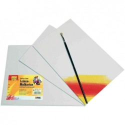 KREUL Carton à peindre SOLO Goya BASIC LINE, 500 x 700 mm
